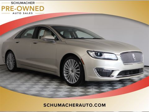PRE-OWNED 2017 LINCOLN MKZ RESERVE WITH NAVIGATION