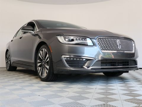 PRE-OWNED 2017 LINCOLN MKZ RESERVE FWD 4D SEDAN