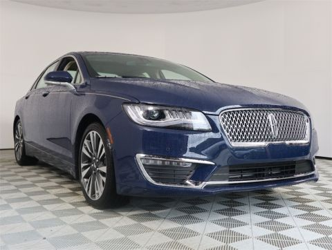 PRE-OWNED 2019 LINCOLN MKZ RESERVE WITH NAVIGATION
