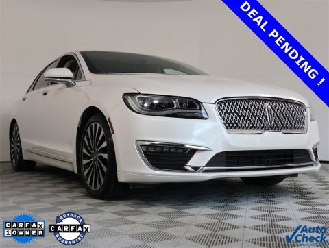 PRE-OWNED 2017 LINCOLN MKZ BLACK LABEL WITH NAVIGATION