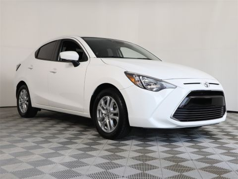 PRE-OWNED 2017 TOYOTA YARIS IA BASE FWD 4D SEDAN