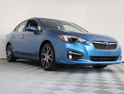 PRE-OWNED 2018 SUBARU IMPREZA 2.0I LIMITED AWD