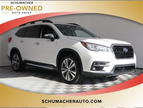 PRE-OWNED 2019 SUBARU ASCENT TOURING WITH NAVIGATION & AWD