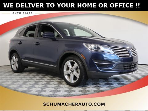 PRE-OWNED 2017 LINCOLN MKC PREMIERE FWD 4D SPORT UTILITY