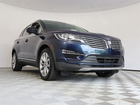 PRE-OWNED 2017 LINCOLN MKC SELECT FWD 4D SPORT UTILITY