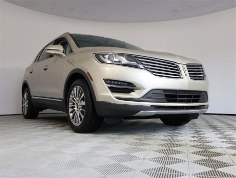 PRE-OWNED 2017 LINCOLN MKC RESERVE FWD 4D SPORT UTILITY
