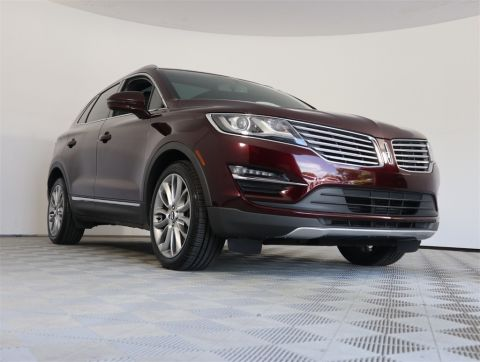 PRE-OWNED 2016 LINCOLN MKC RESERVE FWD 4D SPORT UTILITY