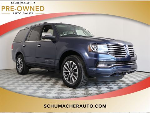 PRE-OWNED 2017 LINCOLN NAVIGATOR SELECT WITH NAVIGATION