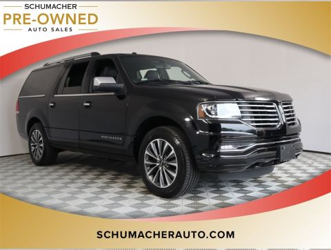 PRE-OWNED 2017 LINCOLN NAVIGATOR L SELECT WITH NAVIGATION & 4WD