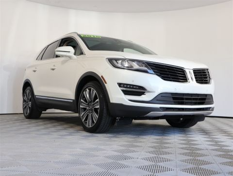 PRE-OWNED 2016 LINCOLN MKC BLACK LABEL AWD