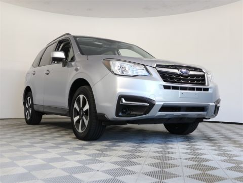 PRE-OWNED 2017 SUBARU FORESTER 2.5I PREMIUM AWD