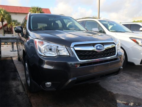 PRE-OWNED 2016 SUBARU FORESTER 2.5I LIMITED AWD