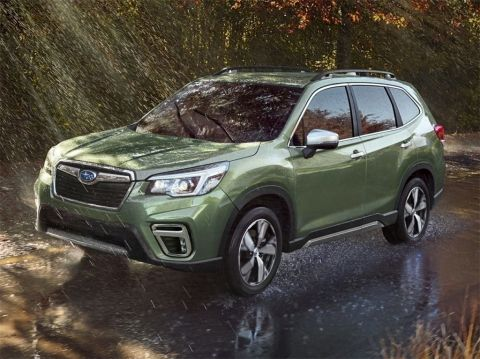 PRE-OWNED 2019 SUBARU FORESTER BASE AWD