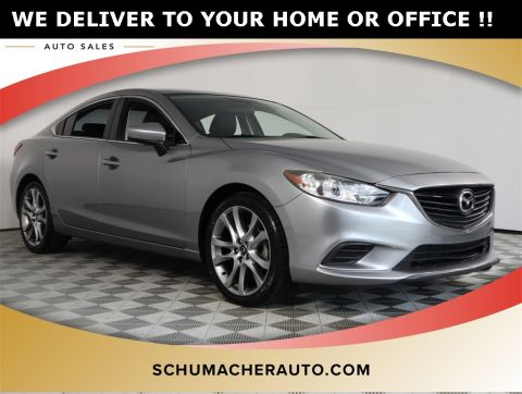 PRE-OWNED 2014 MAZDA6 I TOURING FWD 4D SEDAN