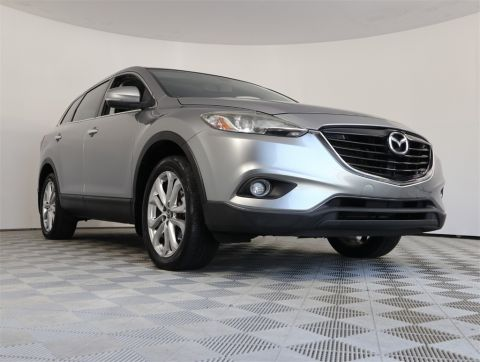 PRE-OWNED 2013 MAZDA CX-9 GRAND TOURING FWD 4D SPORT UTILITY