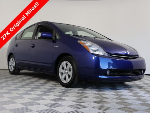 PRE-OWNED 2008 TOYOTA PRIUS BASE FWD 4D SEDAN