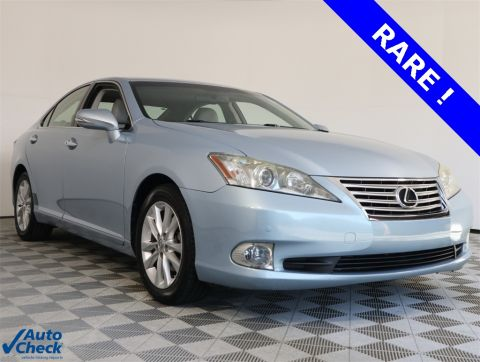 PRE-OWNED 2011 LEXUS ES 350 FWD 4D SEDAN