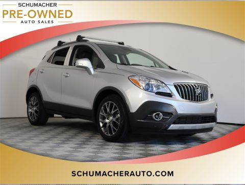 PRE-OWNED 2016 BUICK ENCORE SPORT TOURING FWD 4D SPORT UTILITY