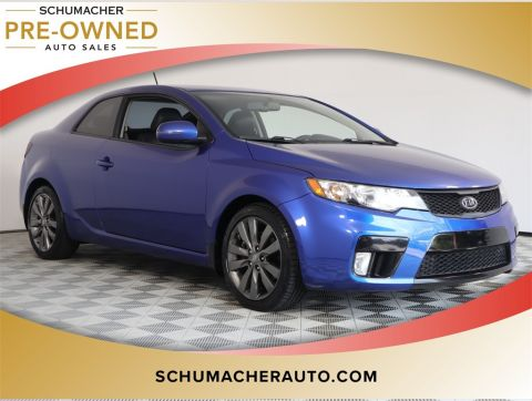 PRE-OWNED 2012 KIA FORTE KOUP SX FWD 2D COUPE