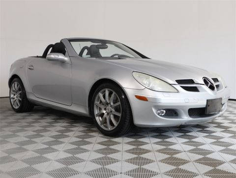 PRE-OWNED 2006 MERCEDES-BENZ SLK SLK 350 RWD 2D CONVERTIBLE