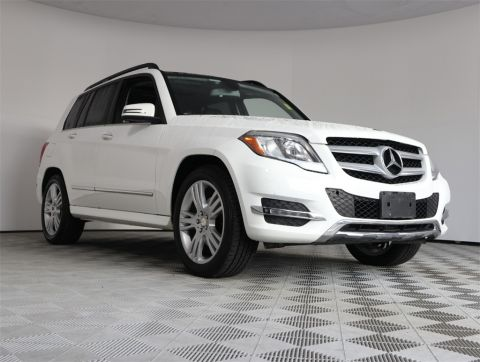 PRE-OWNED 2013 MERCEDES-BENZ GLK GLK 350 4MATIC® 4D SPORT UTILITY