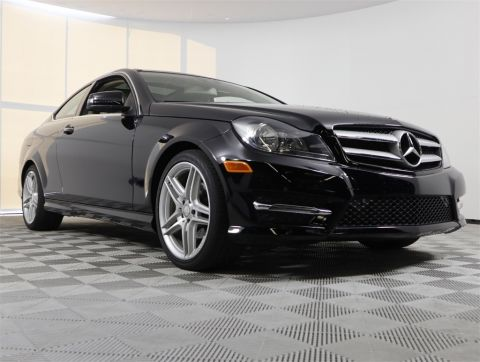 PRE-OWNED 2013 MERCEDES-BENZ C-CLASS C 250 RWD 2D COUPE