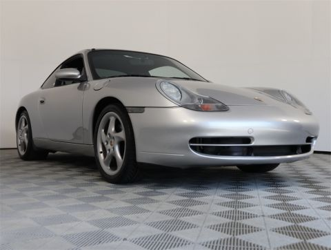 PRE-OWNED 1999 PORSCHE 911 CARRERA RWD 2D COUPE