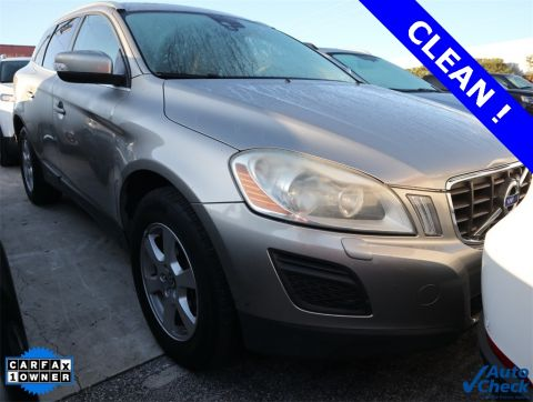PRE-OWNED 2011 VOLVO XC60 3.2 AWD