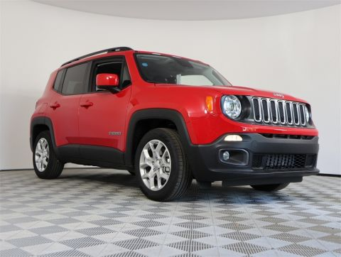 NEW 2018 JEEP RENEGADE LATITUDE 4X2